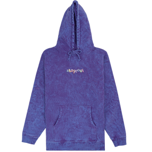 Classic Hoodie (Violet Mineral Wash)