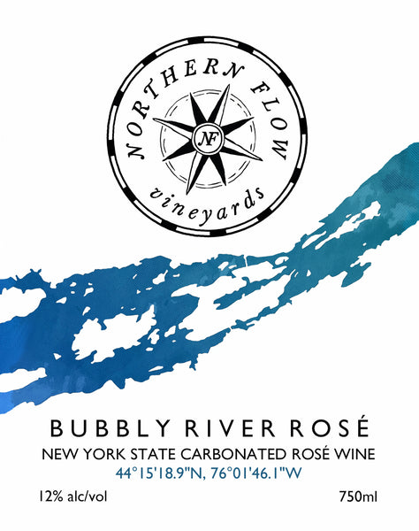 Bubbly River Rosé