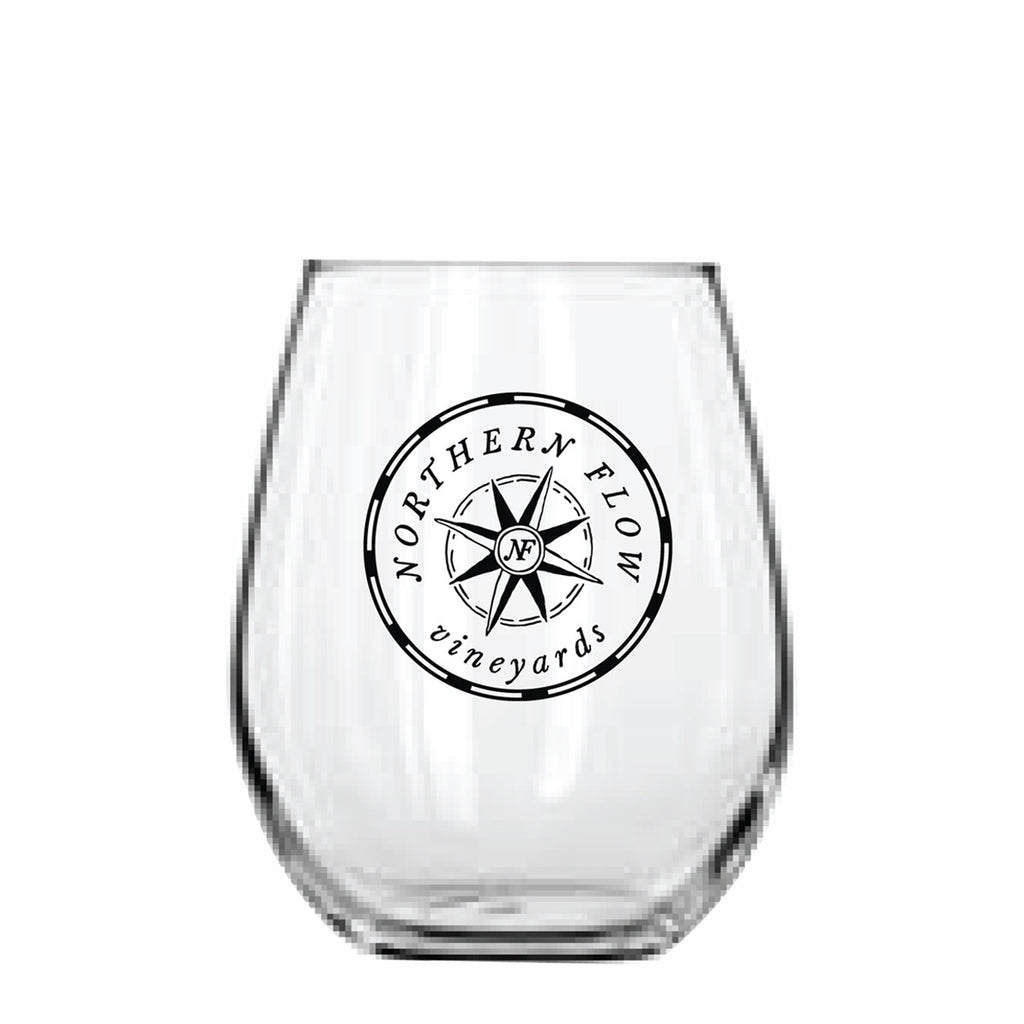 NFV Stemless Wine Glasses (set of 2)