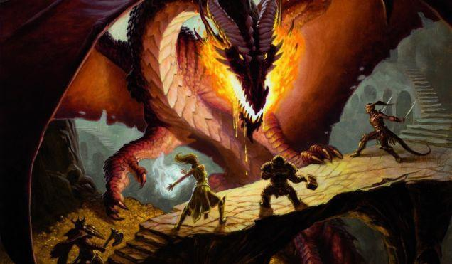 Learn How To Play Dungeons and Dragons In 5 Easy Steps - For ...