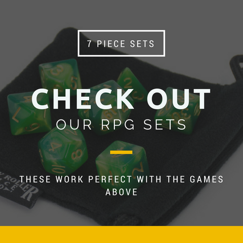 7 piece rpg sets