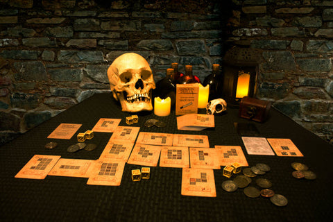 maze deck dungeon dealers