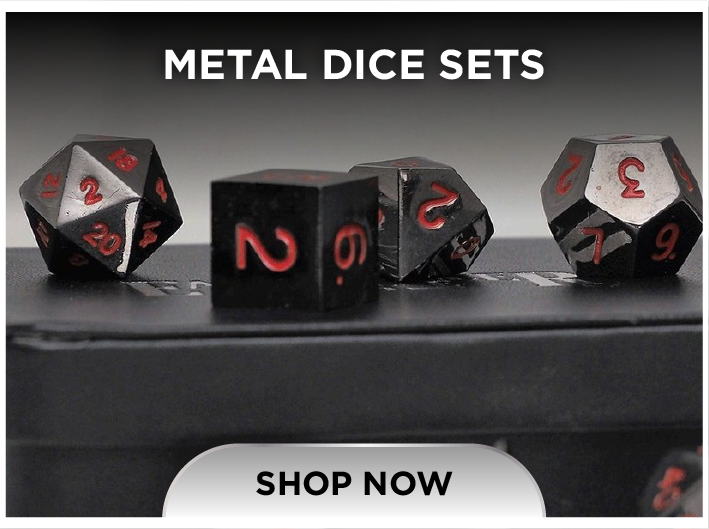 Amazing Polyhedral Dice and Table Top RPG Accessories – Easy