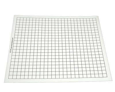Squares ONLY: Gaming Mat | Reversible Mat with Squares on Both Sides