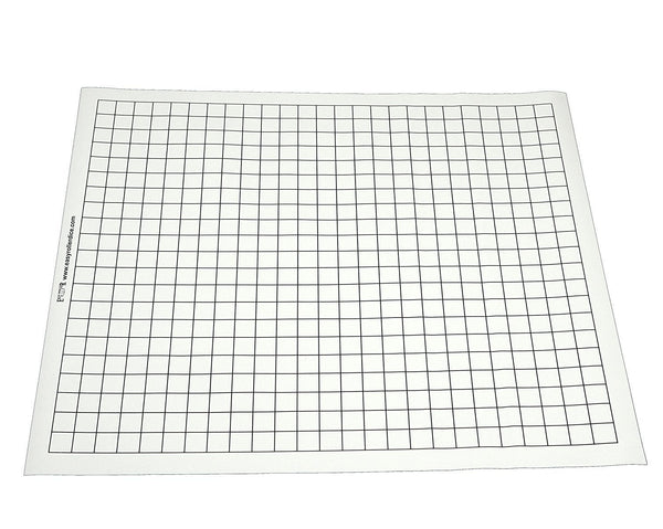 Squares Only Gaming Mat Reversible Mat With Squares On