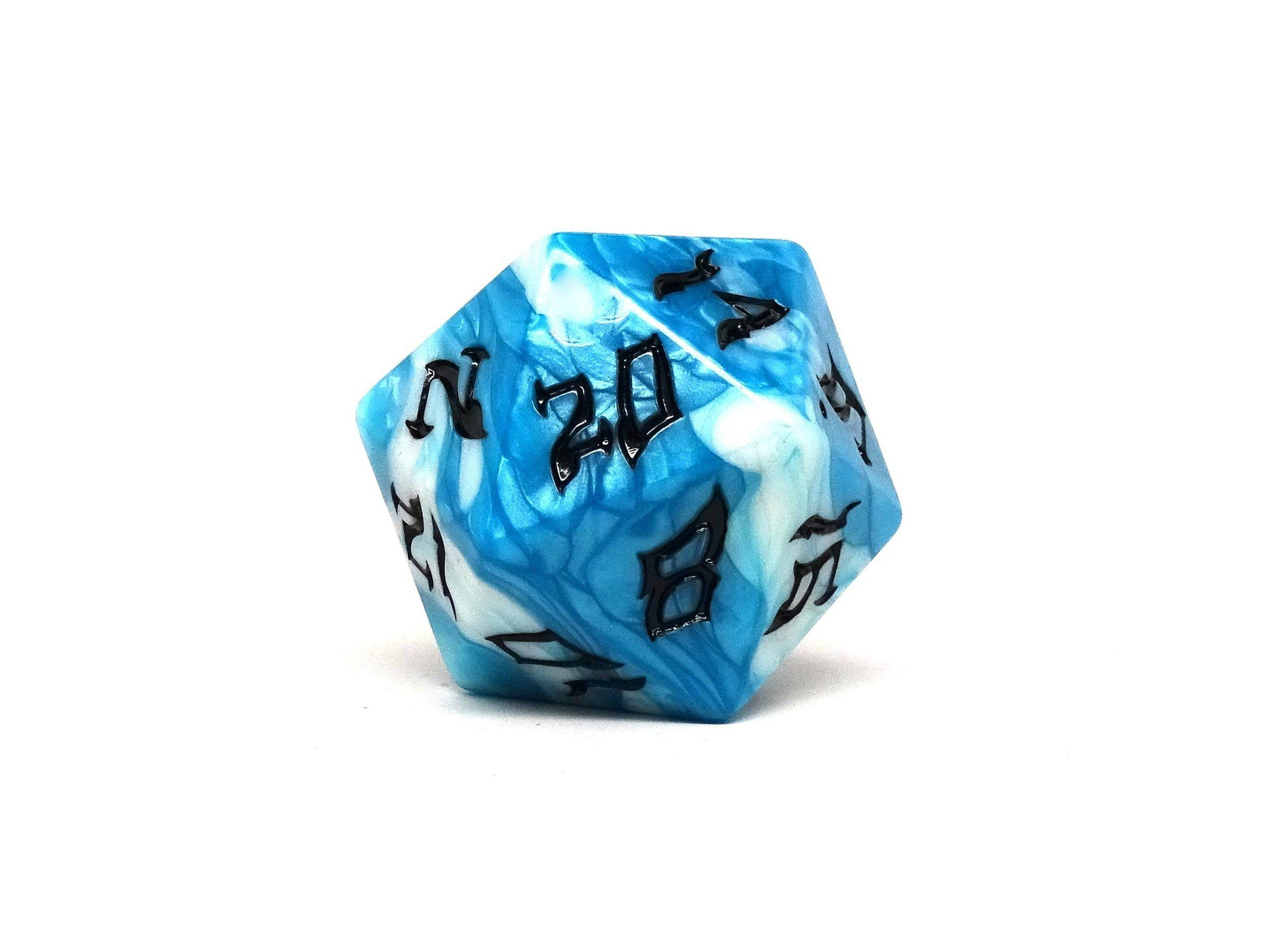 48mm Dice of the Giants - Cloud Giant D20