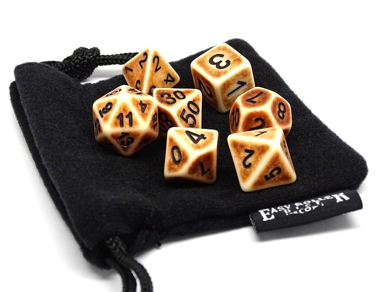 Mud Dice Collection - 7 Piece Set