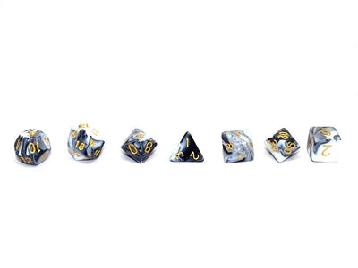 Oracle Dice Collection - 7 Piece Set