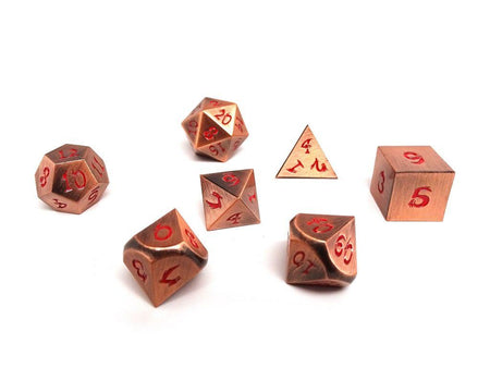 copper dragon dice