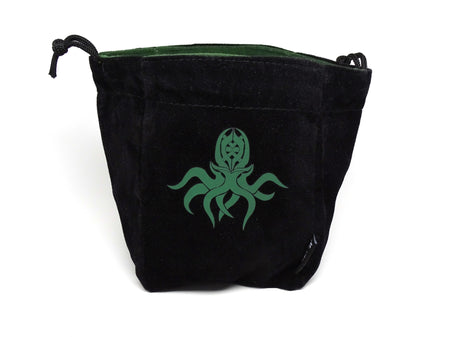 Cthulhu Reversible Microfiber Self-Standing Large Dice Bag