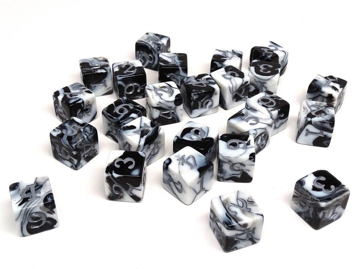 Army Dice Set #5 - 25 Count D6 Collection