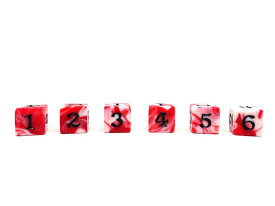 Army Dice Set #3 - 25 Count D6 Collection
