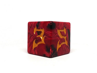 48mm Dice of the Giants - Fire Giant D6
