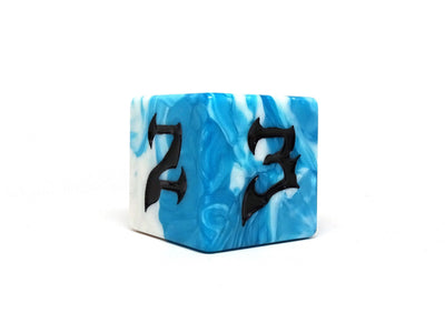 48mm Dice of the Giants - Cloud Giant D6