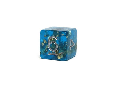 Ocean Reef Dice Set - 7 Piece Collection
