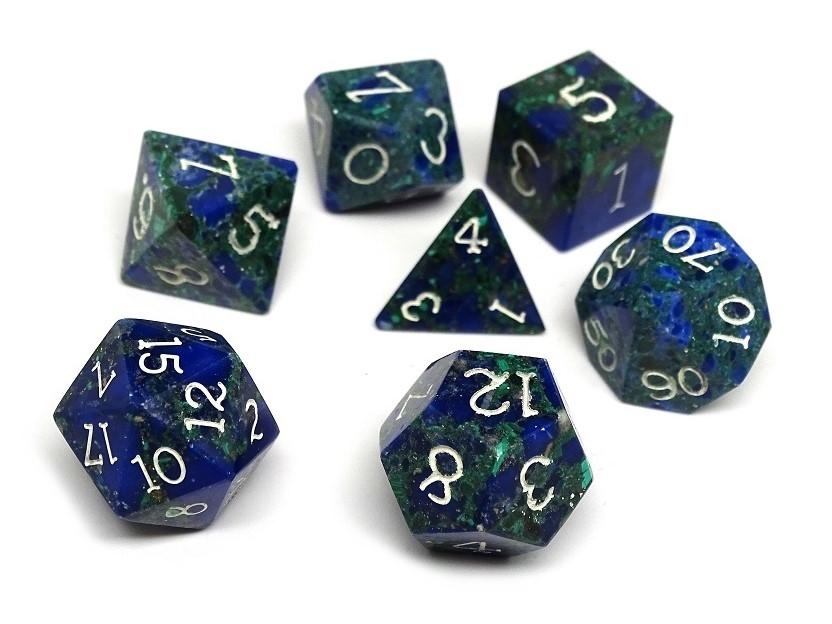 Wizard Stone Dice - Orbit