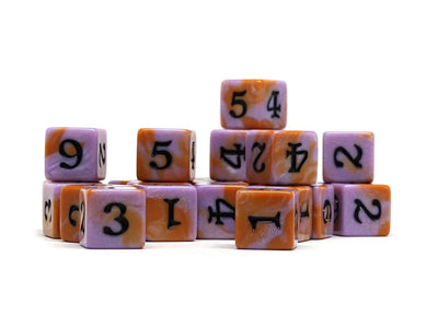 Army Dice Set #16 - 25 Count D6 Collection