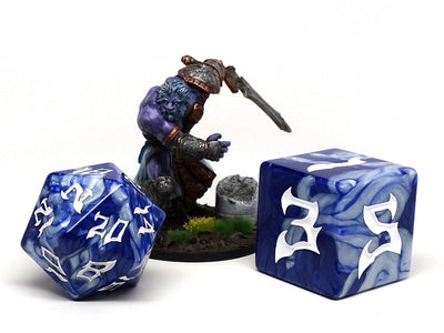 48mm Dice of the Giants - Storm Giant D6