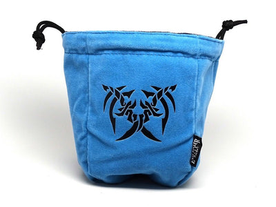 Assassin's Blades Reversible Microfiber Self-Standing Large Dice Bag