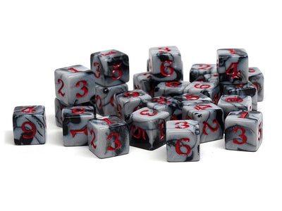 Army Dice Set #9 - 25 Count D6 Collection