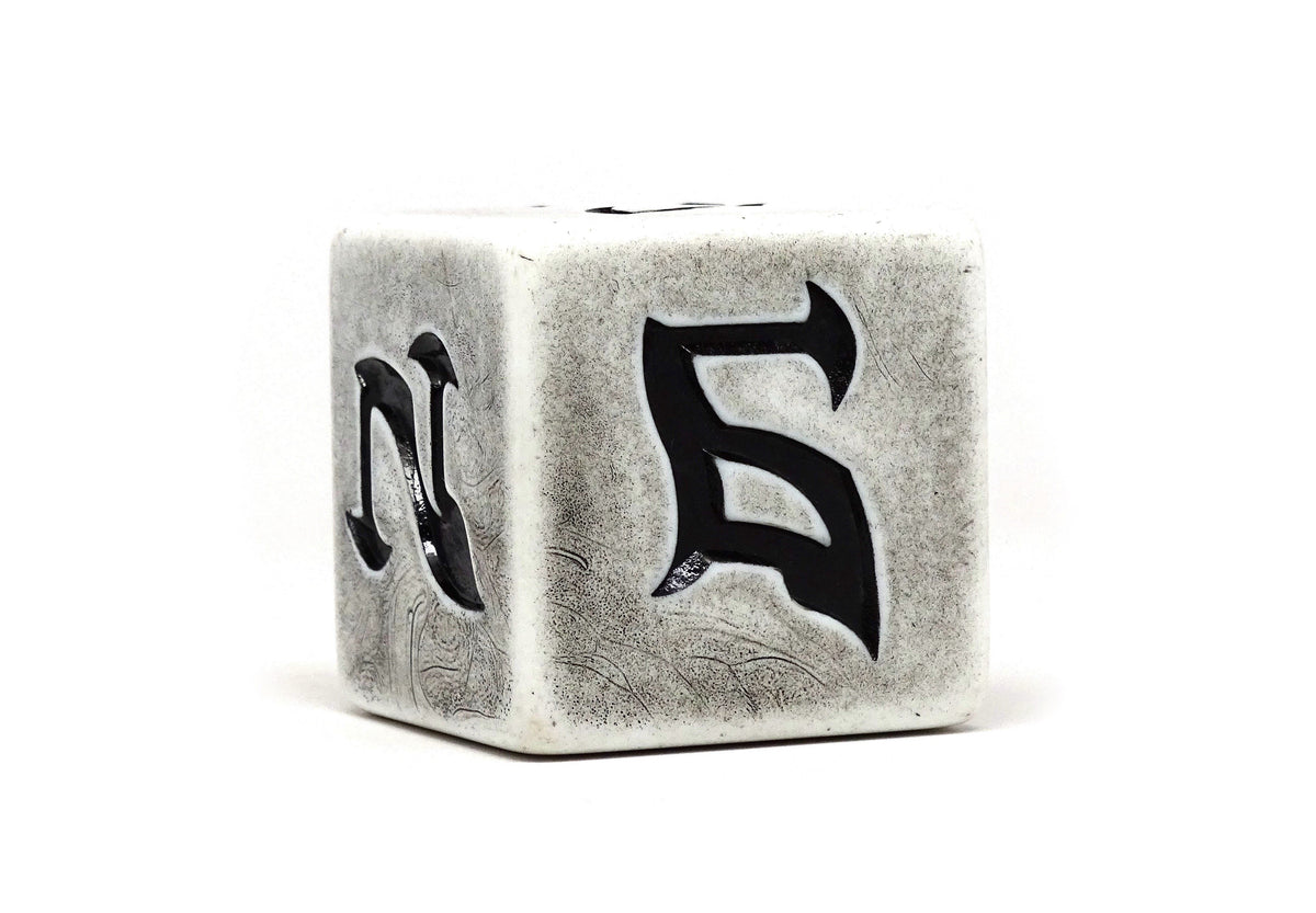 48mm Giant Dice of the Glaciers D 6