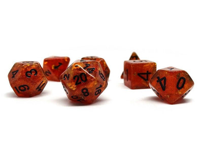 Rusted Reef Dice Set - 7 Piece Collection