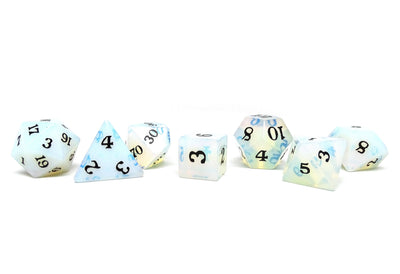 Stone Dice Collection - Opal - Signature Font