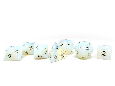 Stone Dice Collection - Opal - Elvenkind Font