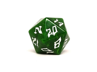 Dice of the Giants - Hill Giant D20