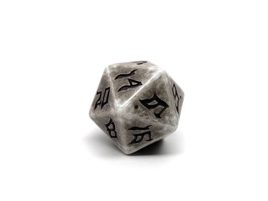 Dice of the Giants - Stone Giant D20