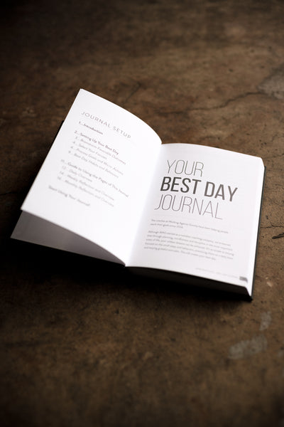 The Best Day Journal by Working Against Gravity