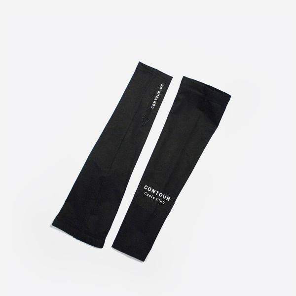 Contour Cycle Club Arm Warmers