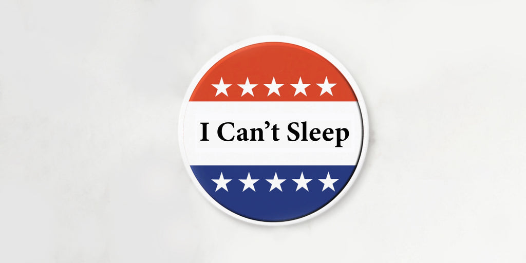 I'm Voting for Better Sleep