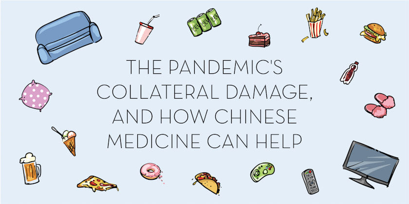 The Pandemic's Collateral Damage, and How Chinese Medicine Can Help
