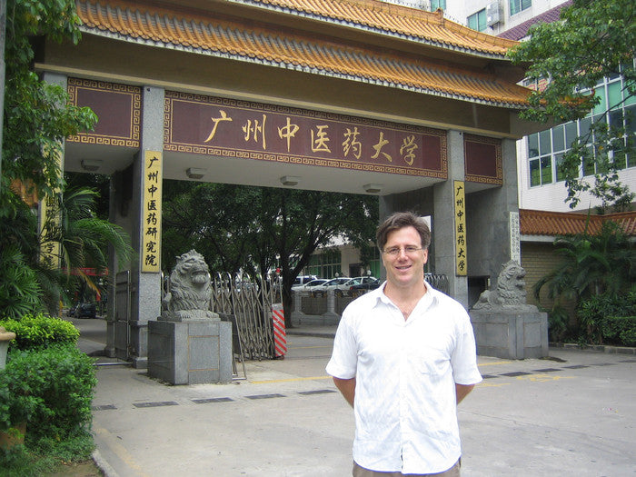 A Life-Changing Path to Chinese Medicine: An Interview with Dr. Eric Karchmer