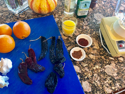 ancho chile puree recipe