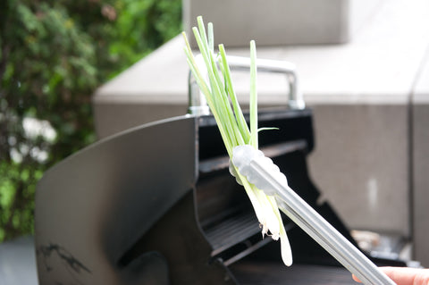scallions grilled