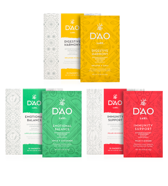The Healthy Holiday Box Set by DAO Labs