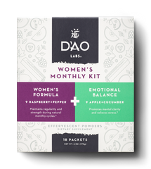 Women's Monthly Kit Sample