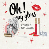Nip Gloss - Cooling&Warming, Kissable, Bijoux Indiscrets- amorita.it