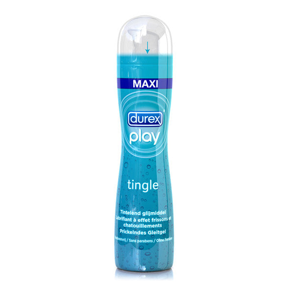 Durex Play Tingle - 100 ml, Lubrificanti, Durex- amorita.it