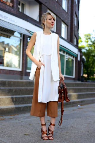 Image credit for this chic Summer layering: ohhcouture.com