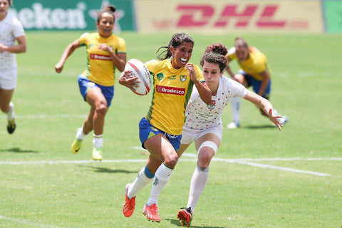 Wolrd Rugby Womens Seven Series Brasil