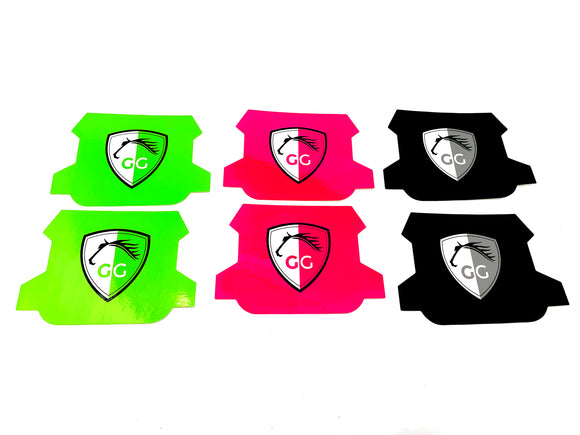 GG Muzzle Shield (Sticker Pair)