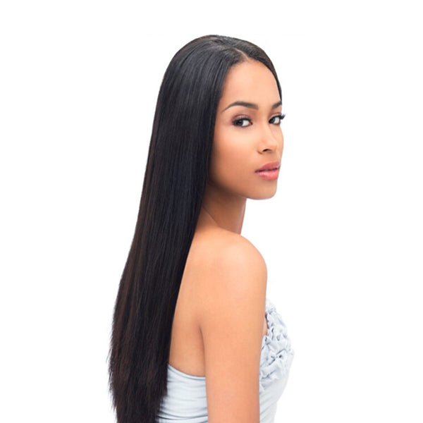 LETMESHINE Brazilian Straight Hair Weave Human Hair 1 Bundle Natural Color Remy Hair 10-26 Inch Free Shiping - LetMeShine Hair