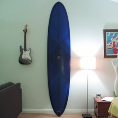 Custom Pin Tail Longboard- Driftwood Caravan Surfboards