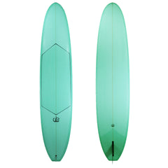 Magic Sam Surfboard Mint Green  - Driftwood Caravan Surfboards