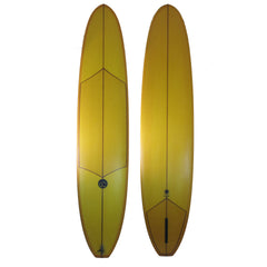 Magic Sam Surfboard Golden Yellow  - Driftwood Caravan Surfboards