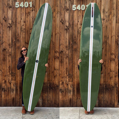Magic Sam British Racing Green - Driftwood Caravan Surfboards