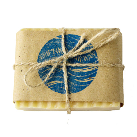 All Natural Goats Milk Body Soap 5.5oz Coconut-Citrus Scent by Driftwood Caravan - Driftwood Caravan Surfboards